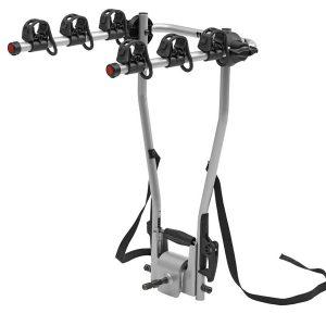 Sistem transport de biciclete pe bara de tractiune Thule 972 HangOn