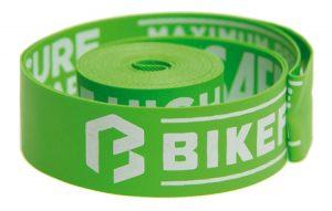 Banda-fond janta BIKEFUN 26 20x559 SafeTape verde