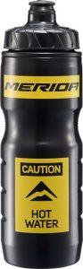 Bidon apa MERIDA THERMO galben/negru 450 ml - 3615