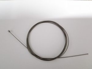 Cablu schimbator inoxidabil 1.2x2100mm