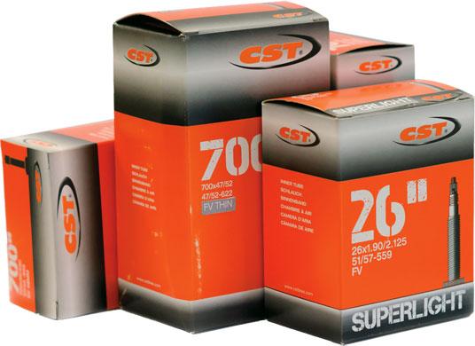 Camera CST 26x1,75-2,125 FV SuperLight (47/53-559) ventil presta