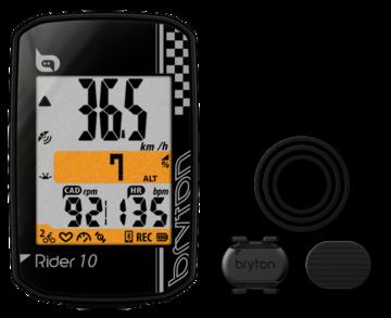 Computer BRYTON RIDER 10E GPS set (+SCAD)