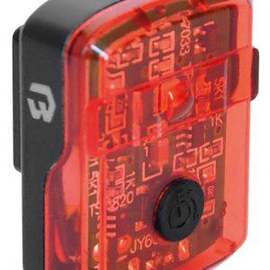 Lampa spate BIKEFUN NIT USB