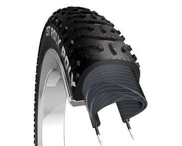 ANVELOPA CST Rolly Polly Fat Bike 26X4,80 C1936