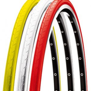 Anvelopa CST 700*28C C740 SUPER HP WHITE/RED/YELLOW/GREEN