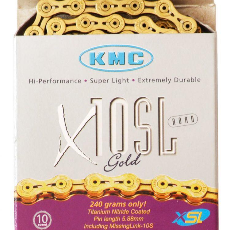 Lant KMC X10 SL Gold 112L