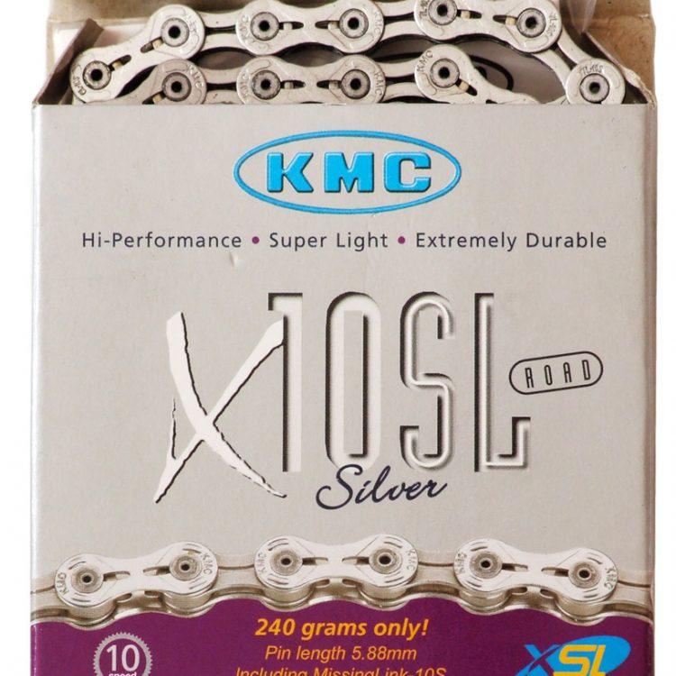 Lant KMC X10 SL Silver 112L