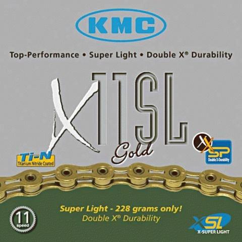 Lant KMC X11 SL GOLD 114L