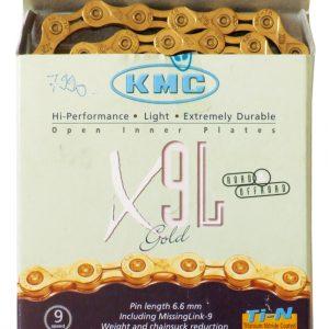 Lant KMC X9 SL GOLD 116L