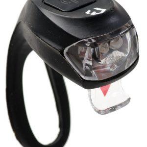 Lampa set BikeFun Pixie F+S negru JY-267-2B