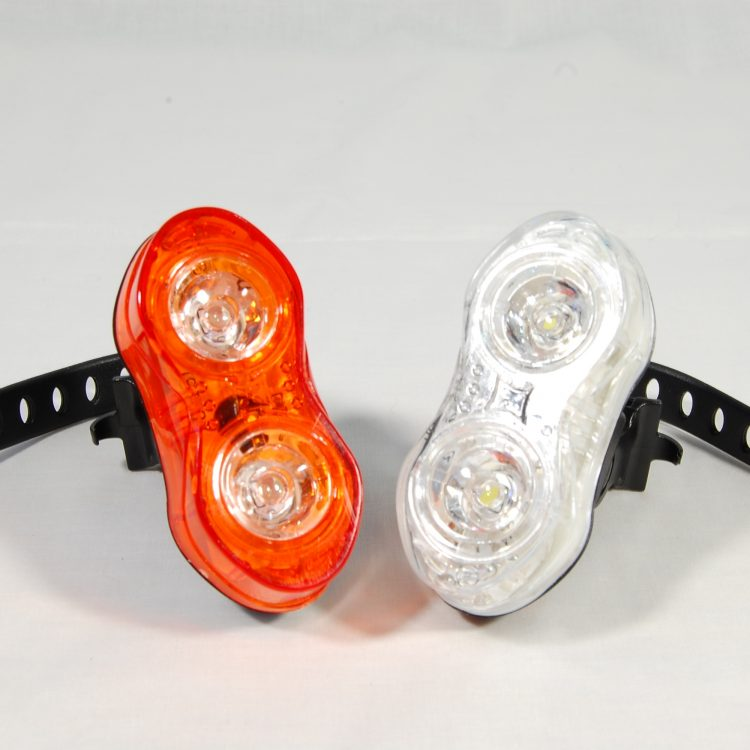 LAMPA SET TORCH BRIGHT DUO 54043