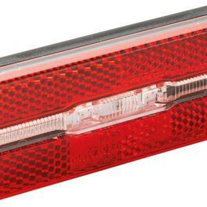 Lampa spate BIKEFUN BLOCK pe portbagaj - JY-6500A