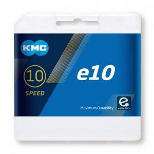 Lant KMC E10 10 speed e-bike 1/2 x 11/128 136L X10E