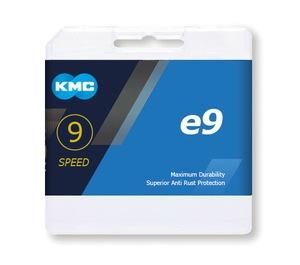 Lant KMC E9 9 speed e-bike 136L