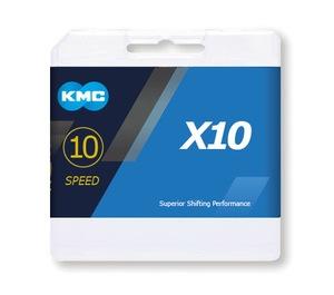 Lant KMC X10 SILVER 112L