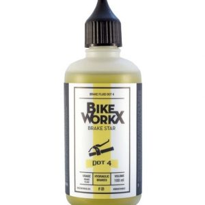 Lichid de frana BIKEWORKX BRAKESTAR DOT 4 100 ml