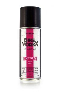 Lubrifiant lant BIKEWORKX CHAIN STAR EXTREM Spray 200 ml