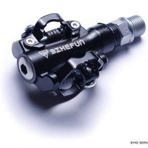 Pedala BIKEFUN Dual Trap SPD compatibil- M094B