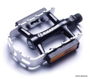 Pedala BIKEFUN Mountainer II C128-steel