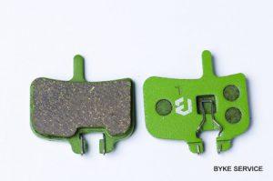 PlacuÈ›e frana disc BIKEFUN - HAYES HFX-MAG, HFX-9, PROMAX MX1
