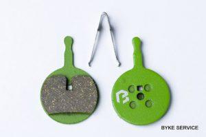 PlacuÈ›e frana disc BIKEFUN - AVID BB5