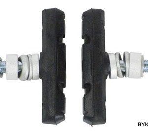 Saboti de frana BikeFun 50mm cu filet negru