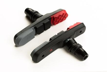 Saboti de frana BikeFun MTB 72mm cu filet colorat