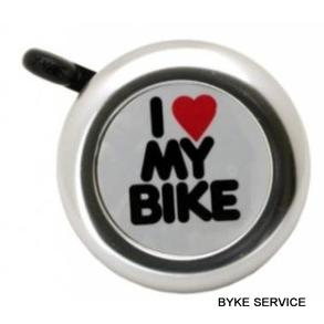 Sonerie BikeFun I Love My Bike