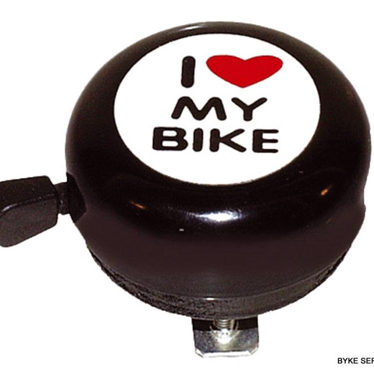 Sonerie BikeFun I Love My Bike