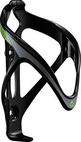 Suport bidon apa MERIDA plastic negru/verde 30 gr - 3397