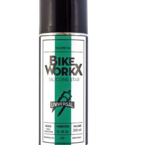 Ulei BIKEWORKX SILICONE STAR Spray 200 ml