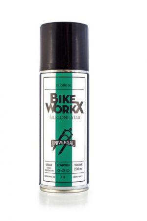 Ulei BIKEWORKX SILICONE STAR Spray 200 ml
