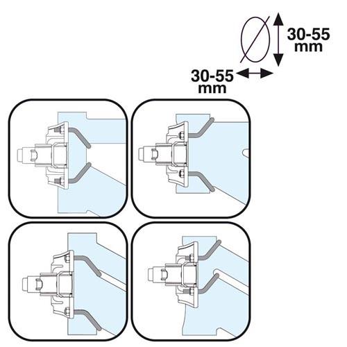 Consola sportfix pentru scaun de copii BikeFun