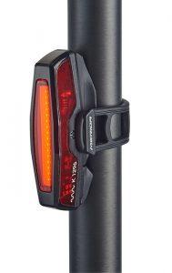 Lampa spate MERIDA AERO SUPER USB 8x3x3 cm - 2095