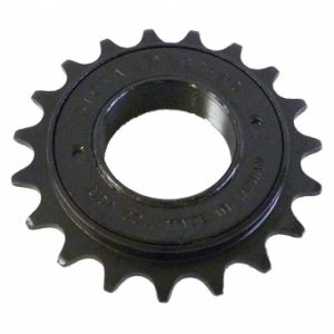 PINION SINGLE SPEED DICTA 1/2X1/8 NEGRU